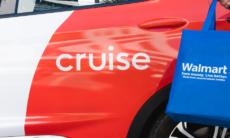 Walmart e Cruise se unem para oferecer serviço de entrega com carros autônomos