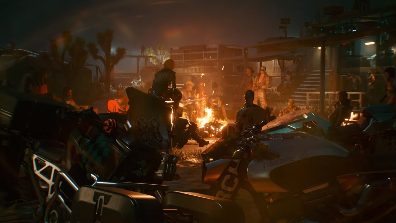 """Cyberpunk 2077"" ganha trailer de gameplay"