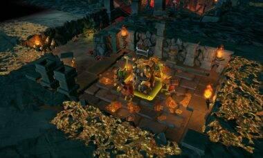 """""""Dungeons 3"""" está disponível de graça na Epic Games Store"""