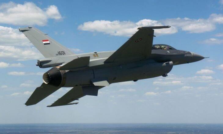 Caças F-16 do Iraque voltam a operar depois de passarem quase o ano todo no solo