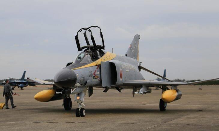 Japão aposenta últimos F-4 Phantom II depois de 48 anos de serviço