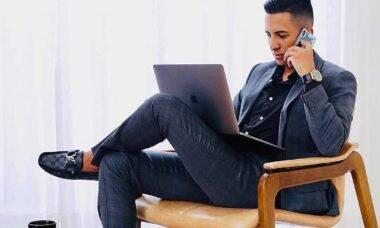 Influenciador e youtuber Rafael Oliveira se torna referência nacional ao ajudar jovens a mudarem de vida através da internet. Foto: Divulgação