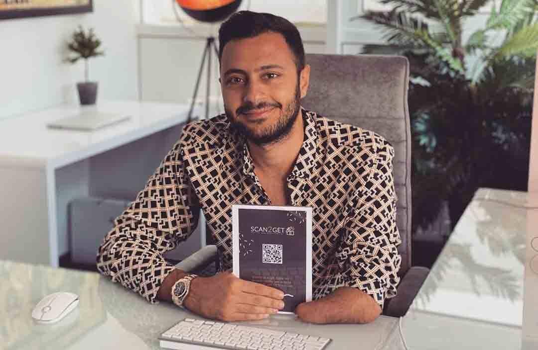Kinan Salameh: conheça o famoso influenciador especializado na indústria alimentícia. Foto: Divulgação
