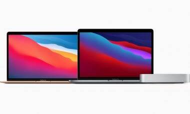 Novos Mac com chip M1 estreiam no Brasil a partir R$ 8.699
