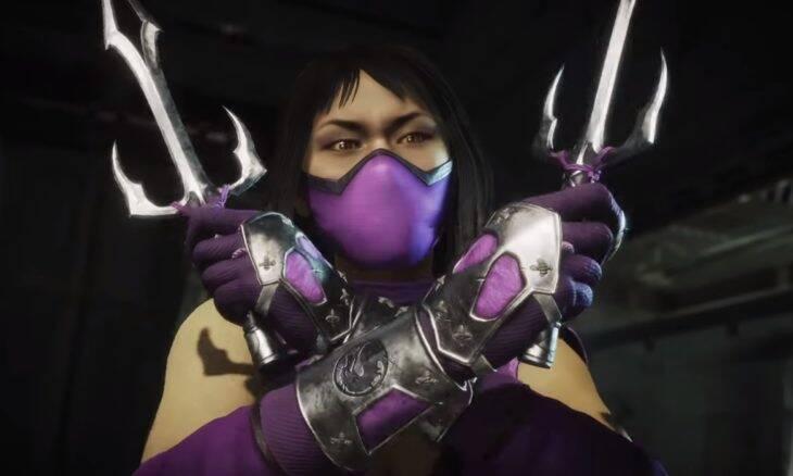 "Novo trailer de ""Mortal Kombat 11"" foca em Mileena"