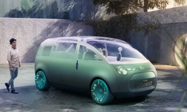 Mini Vision Urbanaut mostra como serão as minivans do futuro