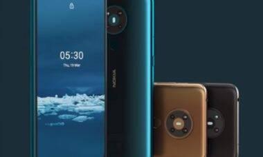 Nokia 5.3 chega ao Brasil por R$ 1.899