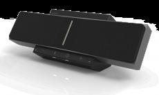 Empresa promete caixa de som que funciona como fones de ouvido