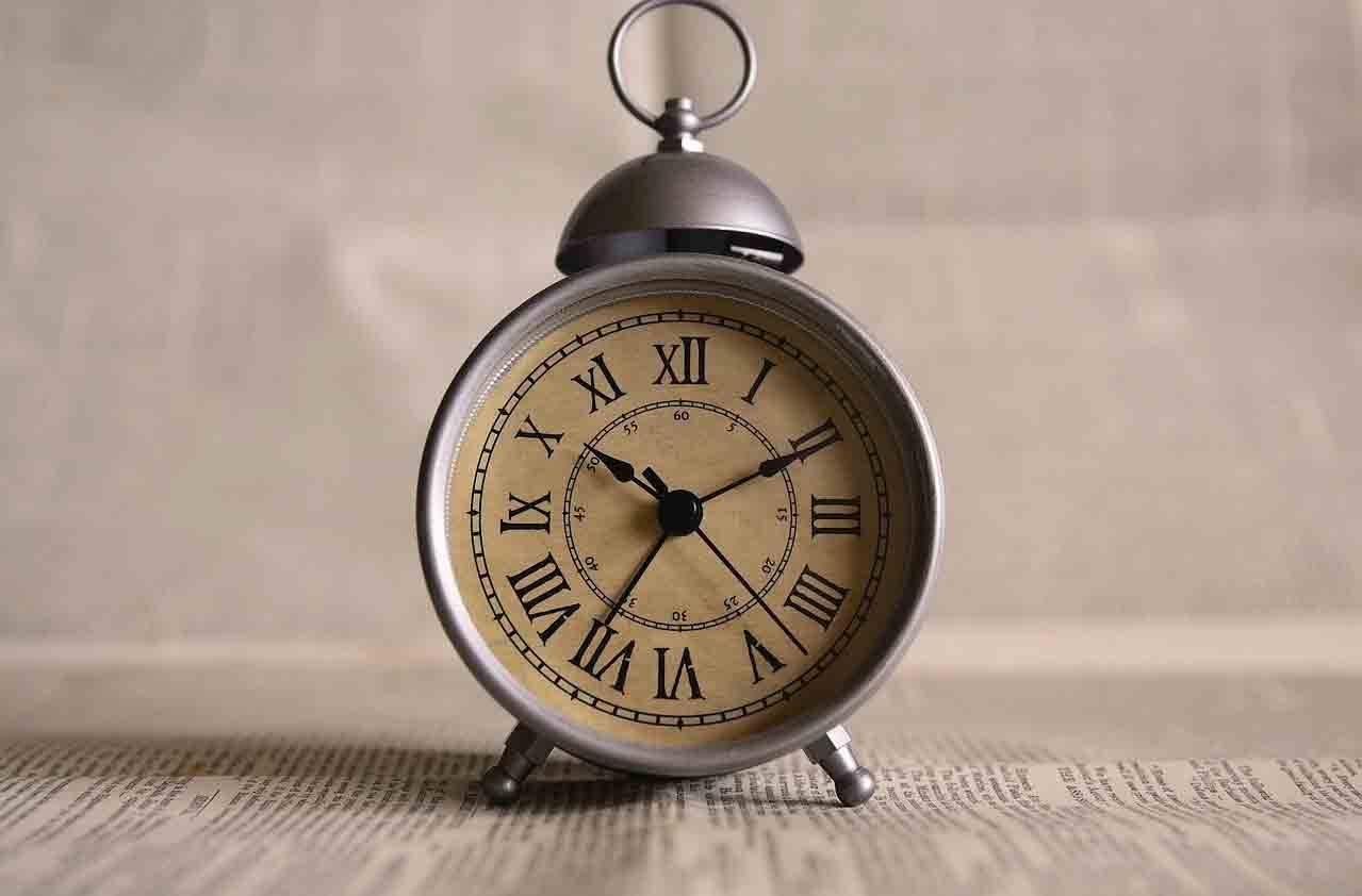 Conheça o zeptosegundo, a menor unidade de tempo já medida. Foto: Pixabay