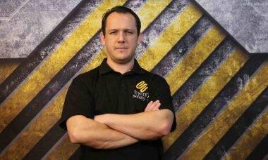 Rony Jabour, o treinador que espalha a conscientização sobre saúde e segurança no trabalho. Foto: Divulgação