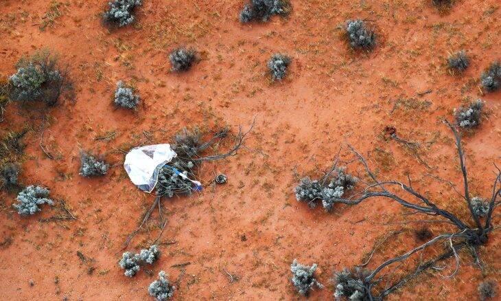 Sonda Hayabusa2 traz para a Terra amostras do asteroide Ryugu