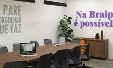 Braip apresenta seus diferenciais em programa de afiliados. Foto: Divulgação