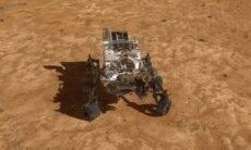 Nasa divulga vídeo dos sete minutos de terror do pouso de uma sonda em Marte