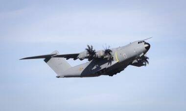 Bélgica recebe primeira unidade do Airbus A400M