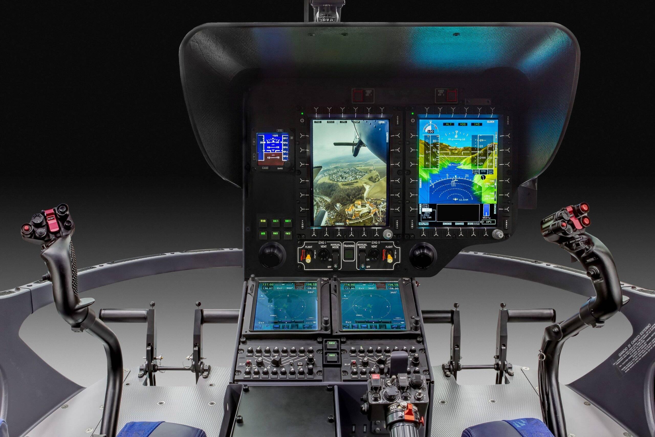 Airbus certifica helicóptero H135 para voar com apenas um piloto