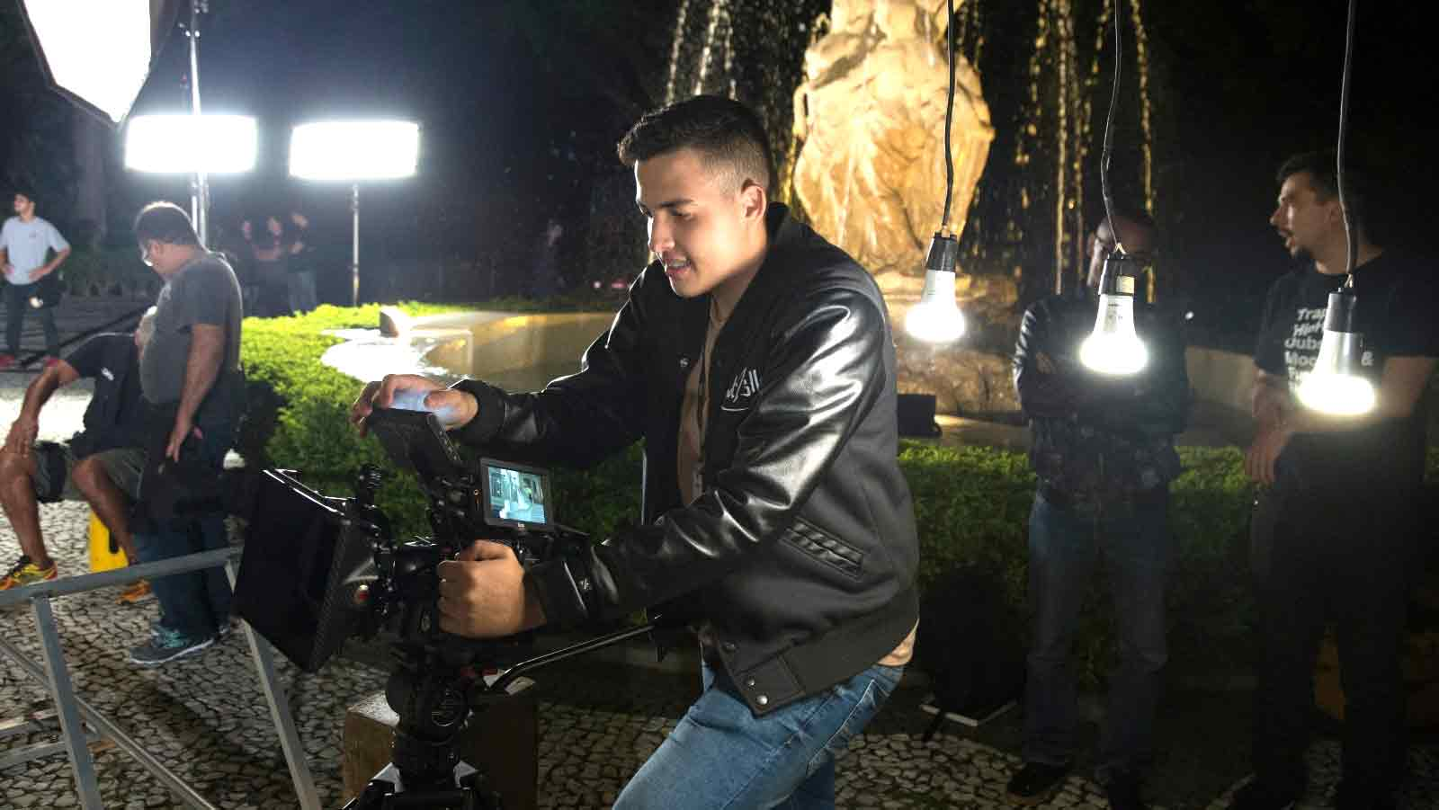 Especialista em edição de vídeos e diretor Kaique Alves se torna referência nacional . Foto: Divulgação