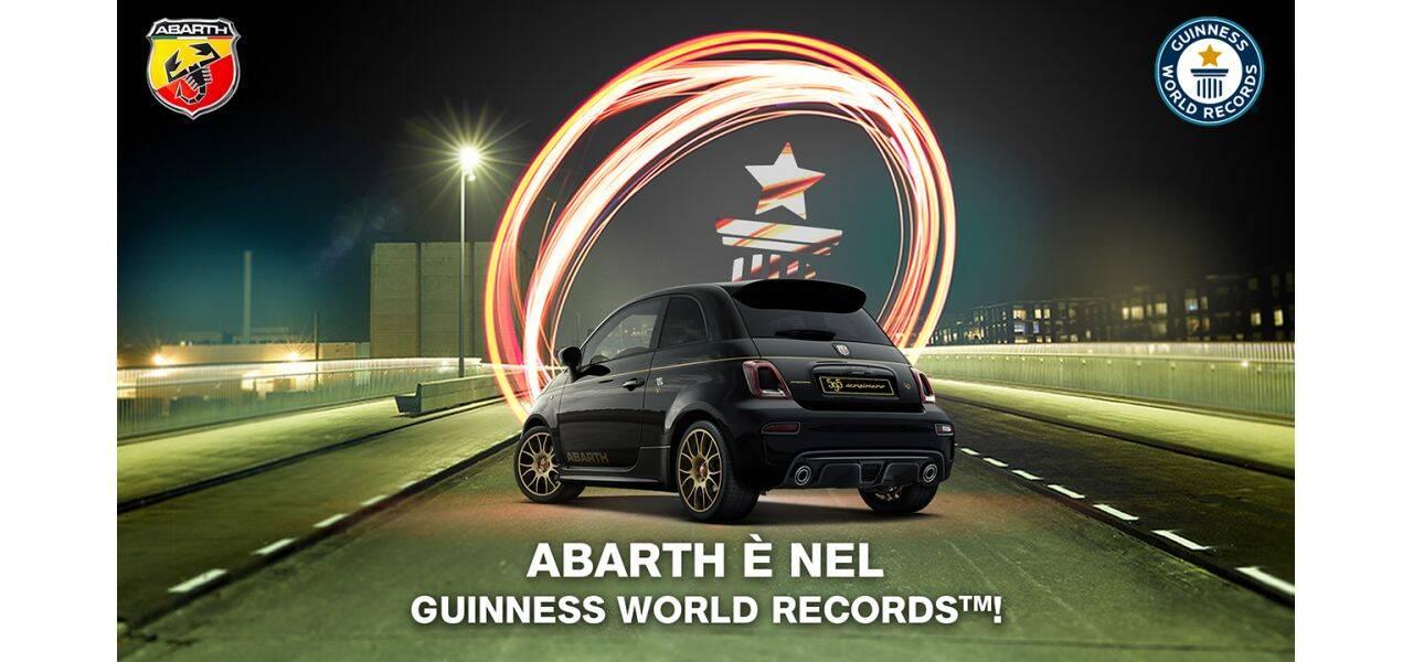 Fiat 500 vai parar no Guinness Book por motivo inusitado