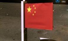 China se torna segundo país a fincar a sua bandeira na Lua