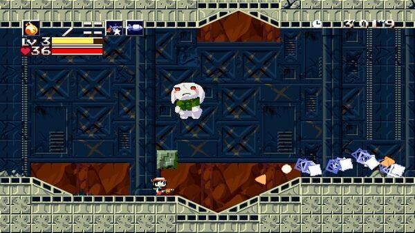 """""""Cave Story+"""" é o jogo gratuito da Epic Games Store na semana"""