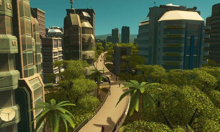 Cities: Skylines está disponível para download gratuito na Epic Games Store