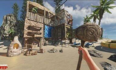 """""""Stranded Deep"""" está de graça na Epic Games Store"""