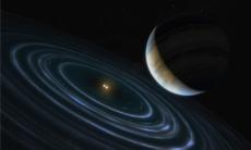 """Hubble identifica exoplaneta que se comporta como o """"planeta nove"""""""