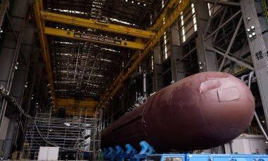 Brasil lançará ao mar segundo submarino da classe Riachuelo