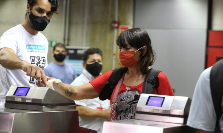 SP lança bilhete digital do Metrô e CPTM com tecnologia QR Code