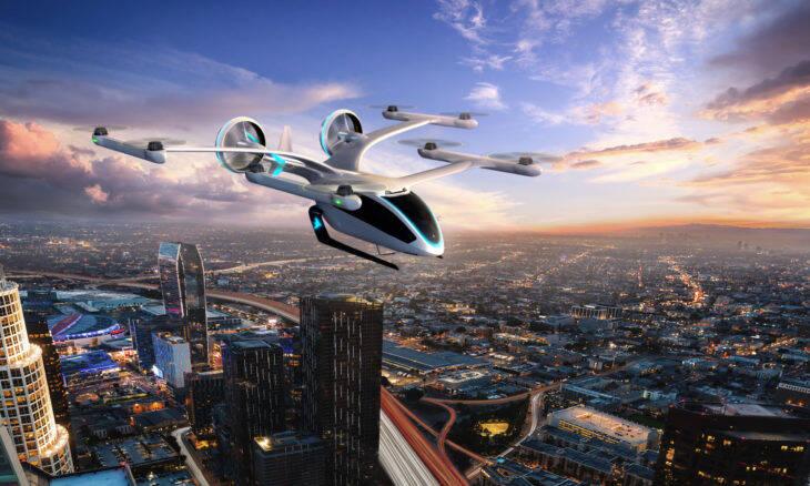 Uber vende divisão de carros voadores para a Joby Aviation