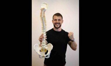 Conheça o Dr. Gustavo Guiotti, fisioterapeuta referência em alta nas redes sociais. Foto: Divulgação