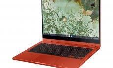 Samsung revela Galaxy Chromebook com tela QLED