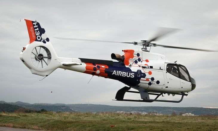 Airbus cria helicóptero laboratório para testar novas tecnologias