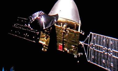 Sonda chinesa deve chegar a Marte em fevereiro