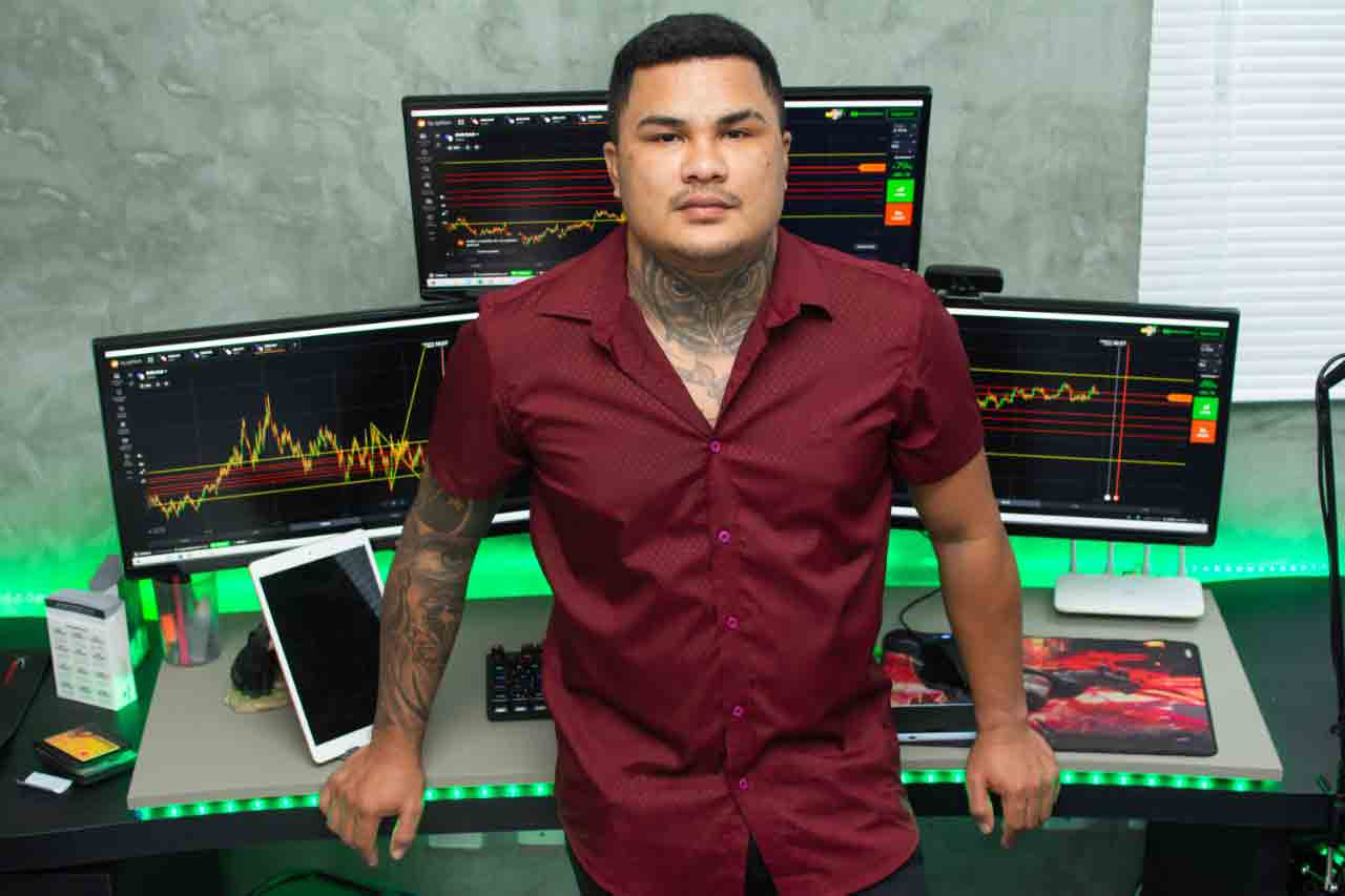 Emanuel Santos: conheça o Cangaceiro que faz maravilhas no mundo online. Foto: Divulgação