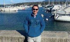 Especialista em investimentos, influenciador Andrey Nousi faz sucesso em todo o mundo. Foto: Divulgação