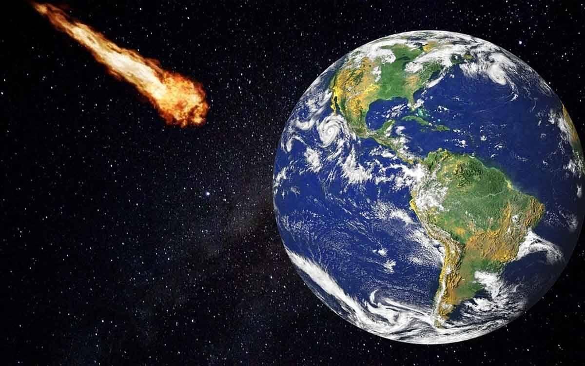 O mais rápido asteroide conhecido esta a caminho da terra a 123.887 km/h. Foto: pexel