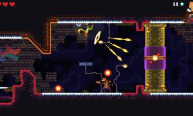 Dandara: Trials of Fear Edition está grátis na Epic Games Store