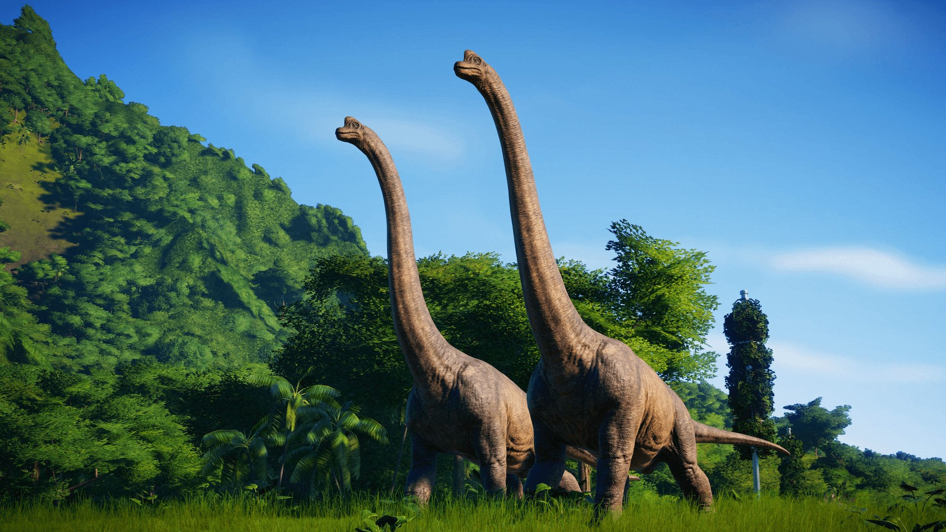 """Jurassic World Evolution"" está grátis na Epic Games Store"