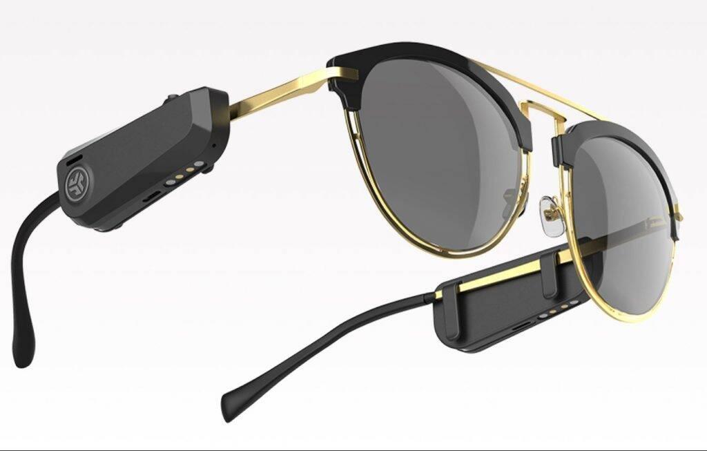 Fabricante JLab revela fones de ouvido para usar na armação dos óculos