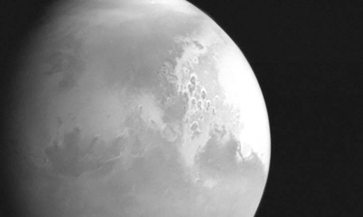 Sonda chinesa Tianwen 1 entra na órbita de Marte no dia 10
