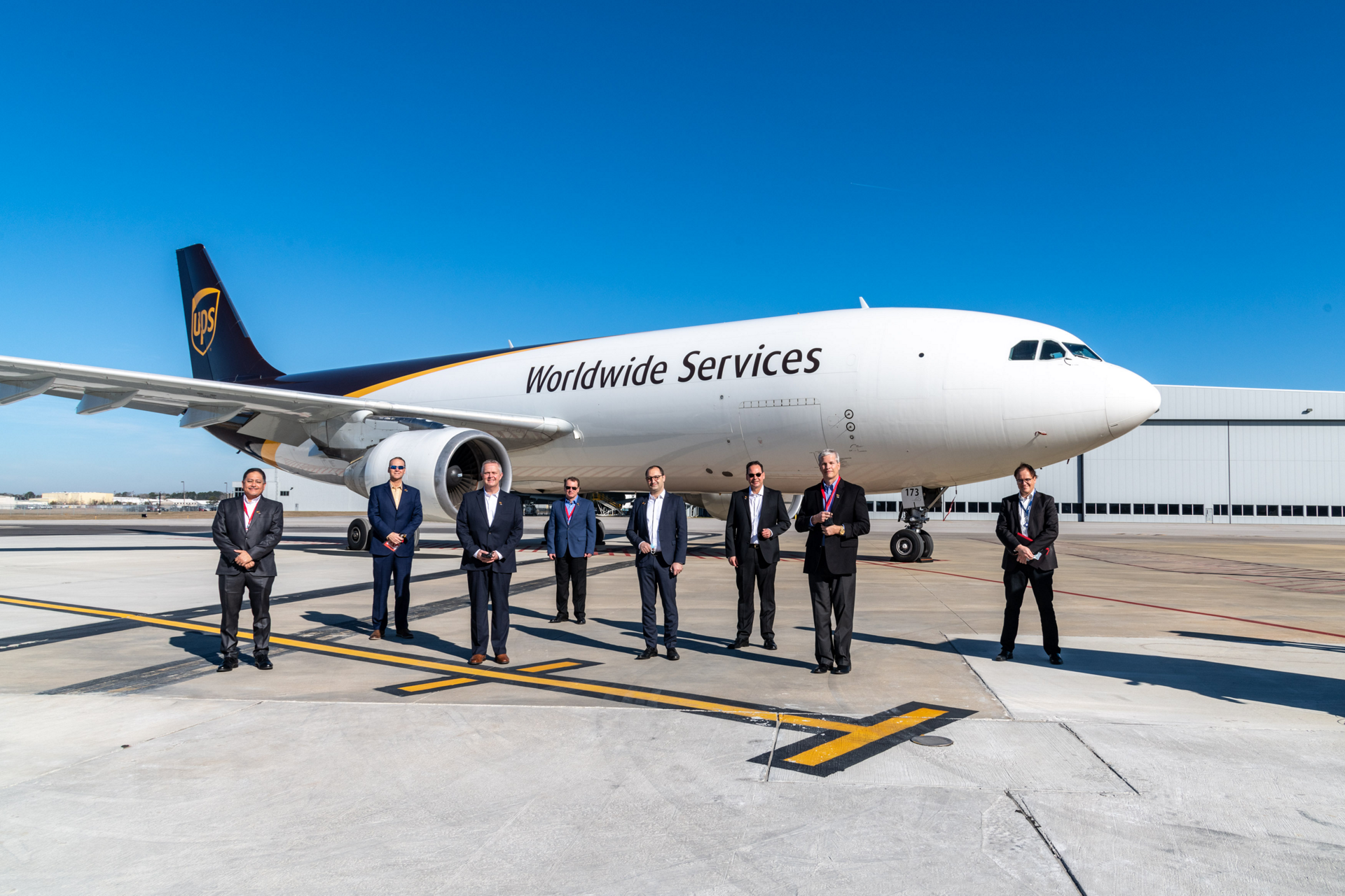 Airbus entrega primeiro A300 cargueiro modernizado para a UPS