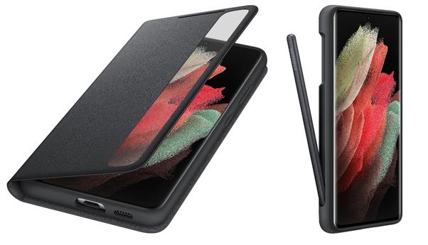 Samsung lança capas com S Pen para o Galaxy S21 Ultra