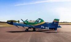Embraer vende de oito aviões agrícolas Ipanema no mês de janeiro
