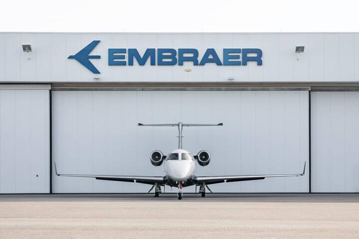 Embraer Phenom 300 é o jato executivo mais vendido do mundo pelo 9º ano consecutivo
