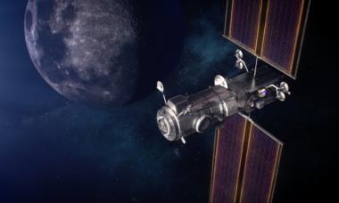 Nasa seleciona a SpaceX para lançar partes da futura estação espacial lunar