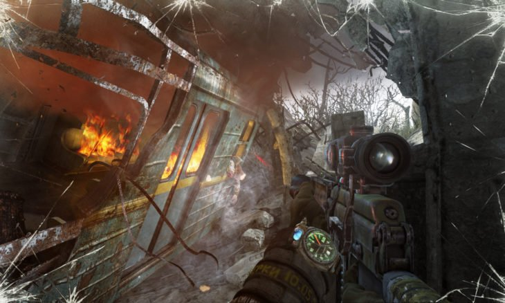 """Metro Last Light Redux"" está de graça na Epic Games Store"