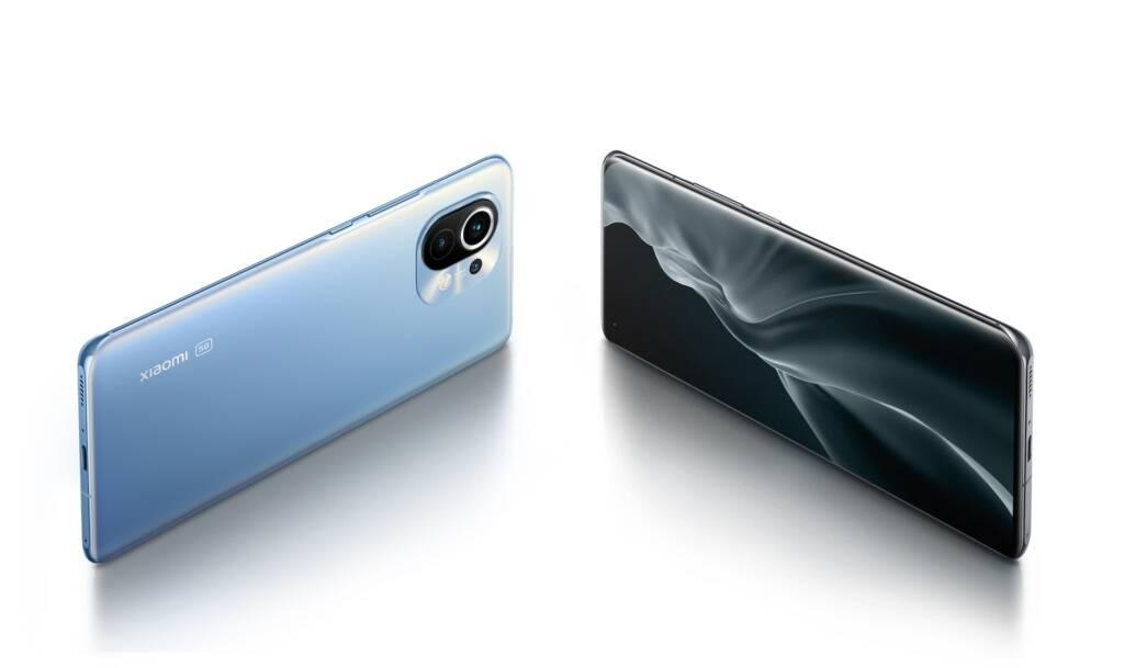 Xiaomi faz lançamento global do Mi 11