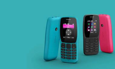 Nokia 110 estreia por R$ 169 com visual retrô e jogo da cobrinha
