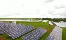 Sabesp inaugura usina de geração de energia solar