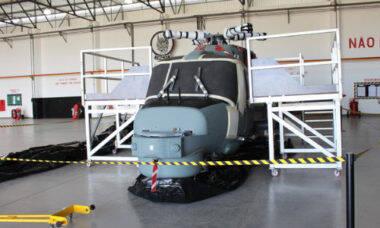 Marinha recebe mais uma unidade do helicóptero Wild Lynx